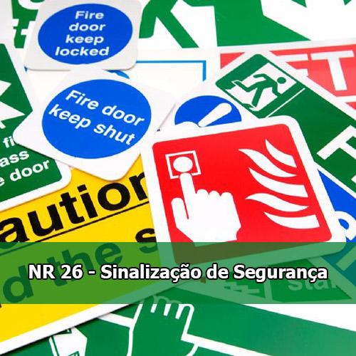 f1d4f8991fd52 NR 26 – Sinalização de Segurança – IVM Treinamentos